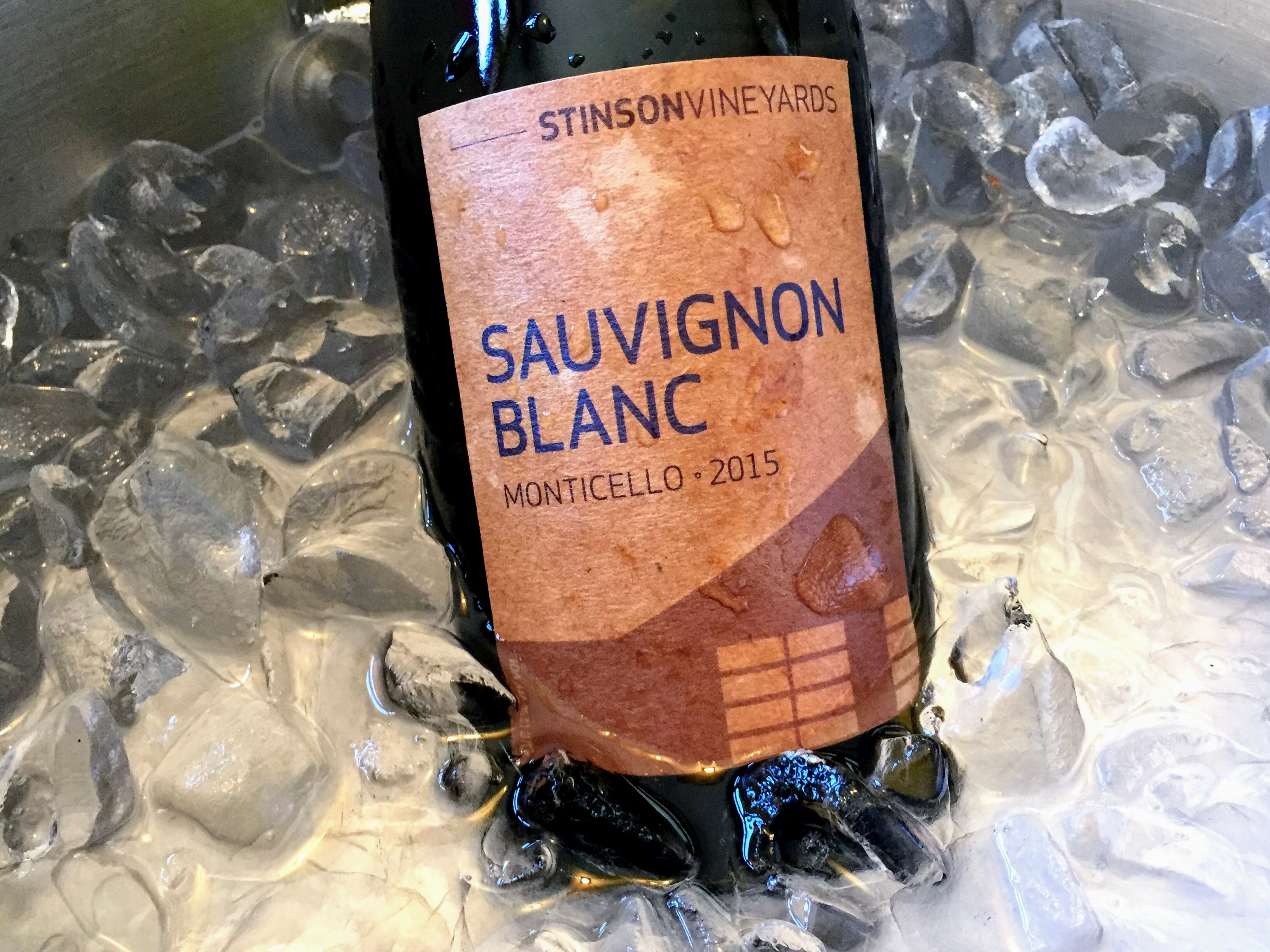 Stinson Vineyards 2015 Sauvignon Blanc