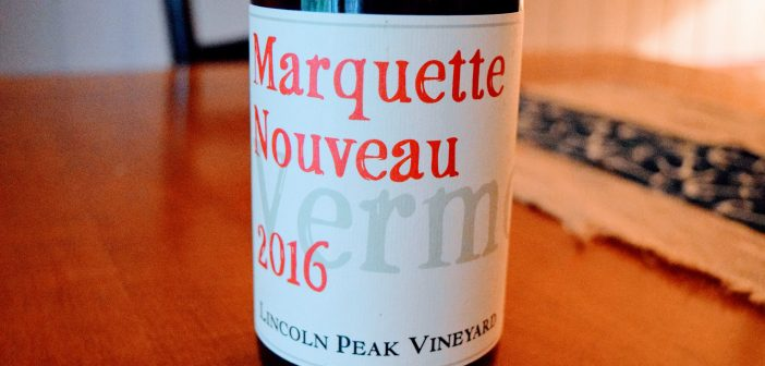 Marquette Nouveau in Vermont: A Not-So-New Style of Wine from a Still-New Grape