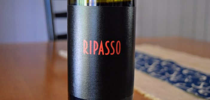"Anthony Nappa Wines 2014 ""Ripasso"" Merlot"