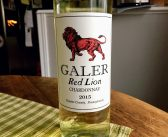 "Galer Estate Vineyard 2015 ""Red Lion"" Chardonnay"