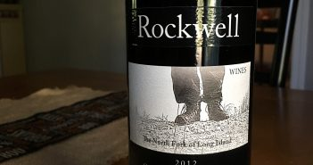 Rockwell Wines 2012 Cabernet Franc