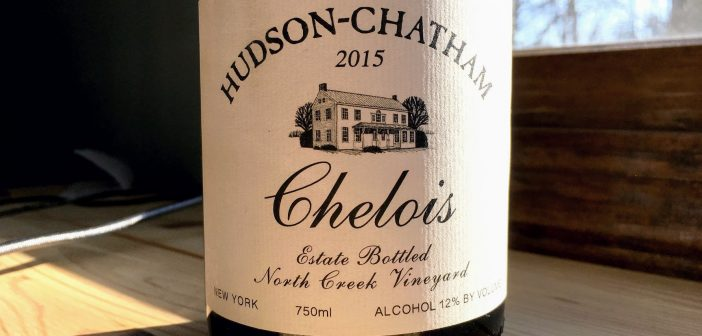 Hudson-Chatham Winery 2015 North Creek Vineyard Estate Chelois