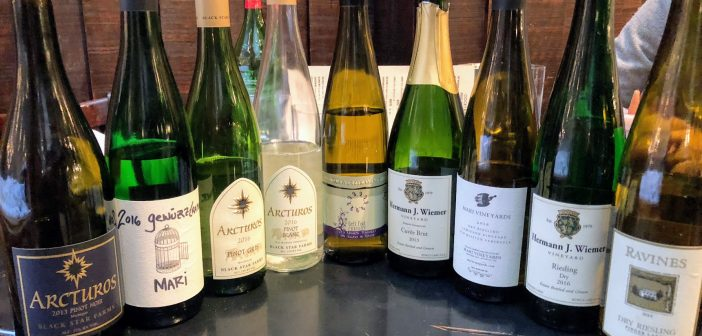 Alsace Varieties From the Northeast… and Perhaps an Unlikely Pairing