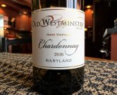 Old Westminster Winery 2016 Home Vineyard Chardonnay