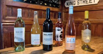 Long Island Wines to Pair with Spring Produce