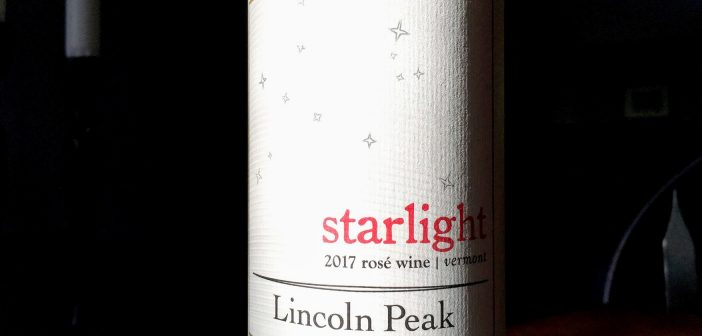 REVIEW: Lincoln Peak Vineyard 2017 Starlight Rosé