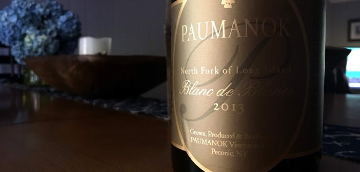 REVIEW: Paumanok Vineyards 2013 Blanc de Blancs