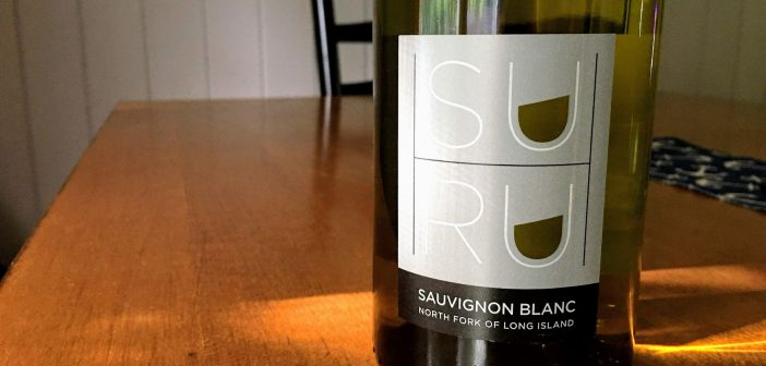 REVIEW: SUHRU Wines 2017 Sauvignon Blanc