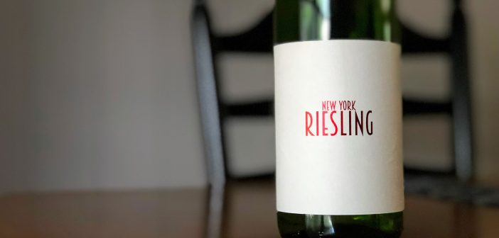 REVIEW: Anthony Nappa Wines 2017 Riesling