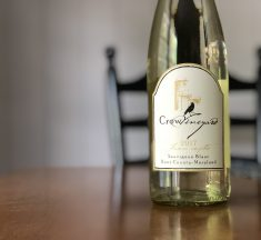 REVIEW: Crow Vineyard 2017 Sauvignon Blanc