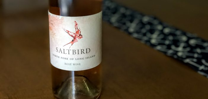 "REVIEW: Saltbird Cellars 2017 ""Roseate"" Rosé"