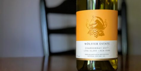 REVIEW: Wolffer Estate 2017 Chardonnay