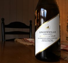 """REVIEW: Unionville Vineyards 2015 """"Home"""" Chardonnay"""