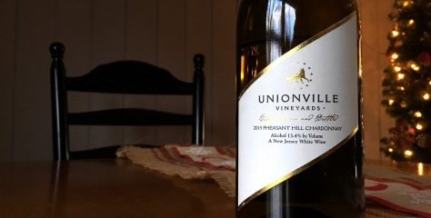 "REVIEW: Unionville Vineyards 2015 ""Pheasant Hill"" Chardonnay"