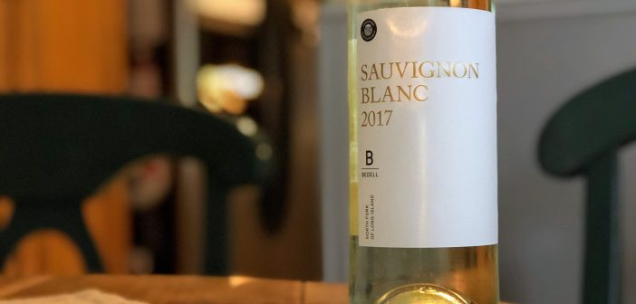 REVIEW: Bedell Cellars 2017 Sauvignon Blanc
