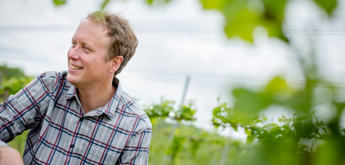 Tastemaker: Ben Jordan, Early Mountain Vineyards