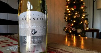 "REVIEW: Chateau Chantal NV ""Tonight"" Sparkling Wine Brut"