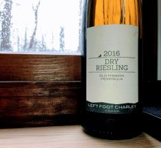REVIEW: Left Foot Charley 2016 Dry Riesling