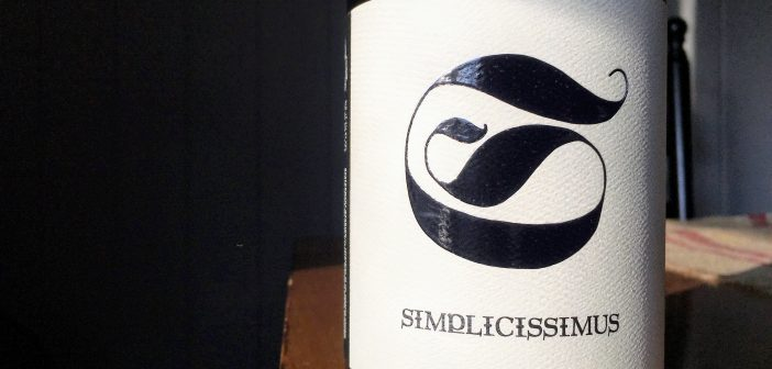 "REVIEW: Mari Vineyards 2016 ""Simplicissiumus"" Sparkling Riesling"