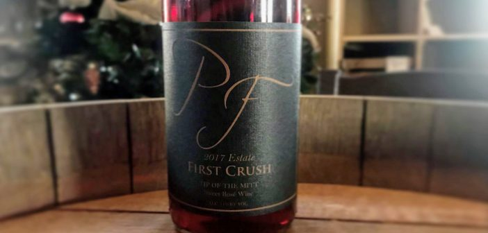 """REVIEW: Petoskey Farms 2017 """"First Crush"""" Sweet Rose"""