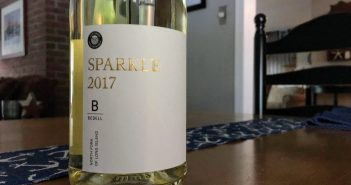 REVIEW: Bedell Cellars 2017 Sparkle