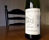 "REVIEW: Galen Glen Winery 2016 ""Stone Cellar"" Gewurztraminer"