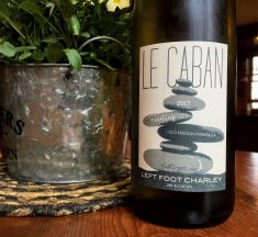 "REVIEW: Left Foot Charley 2017 ""Le Caban"" Riesling"
