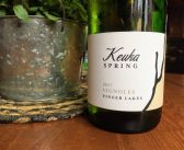 REVIEW: Keuka Spring Vineyards 2017 Vignoles