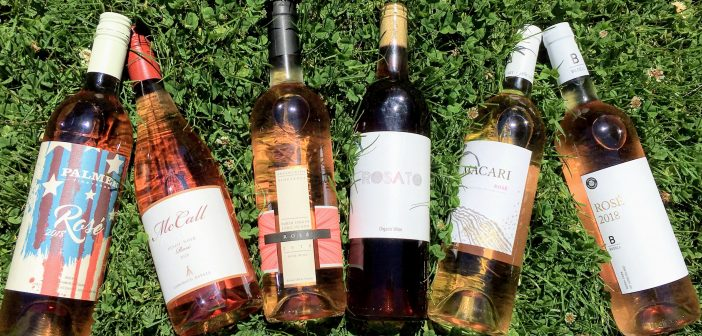 On EdibleLongIsland.com: 5 Great 2018 Long Island Rosés You Need to Drink This Summer