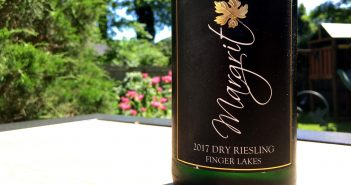"""REVIEW: Dr. Konstantin Frank 2017 """"Margrit"""" Dry Riesling"""