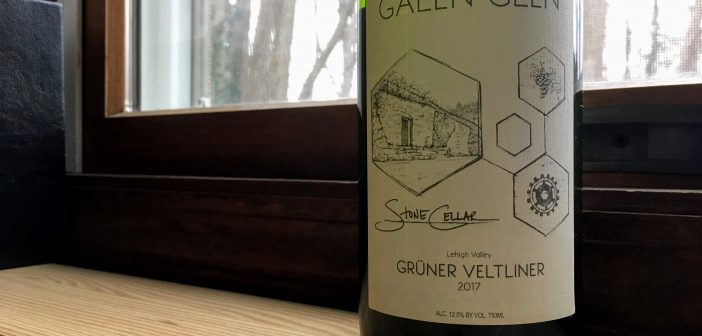 REVIEW: Galen Glen Vineyard 2017 Stone Cellar Gruner Veltliner