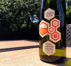 REVIEW: Galen Glen Vineyard 2018 Fossil Vineyard Riesling