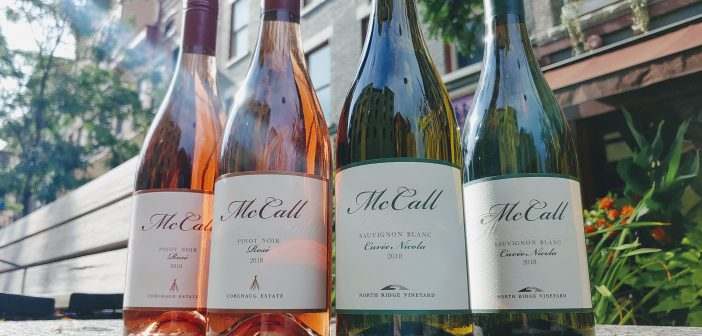 The Cork Club: August 2019 Selections – A Fresh Duo from the North Fork of Long Island