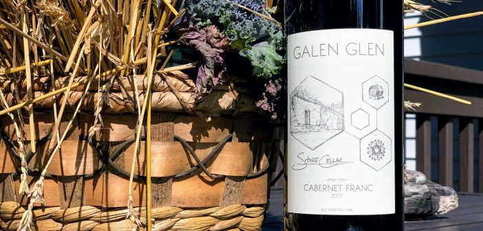 REVIEW: Galen Glen Vineyard 2017 Stone Cellar Cabernet Franc