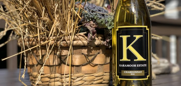 REVIEW: Karamoor Estate 2016 Chardonnay