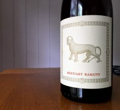 REVIEW: Mari Vineyards 2017 Bestiary Ramato