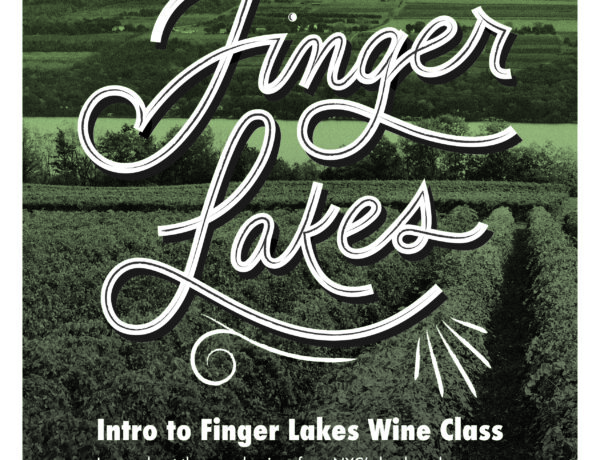 Intro to Wines of the Finger Lakes (November 20 in New York City)