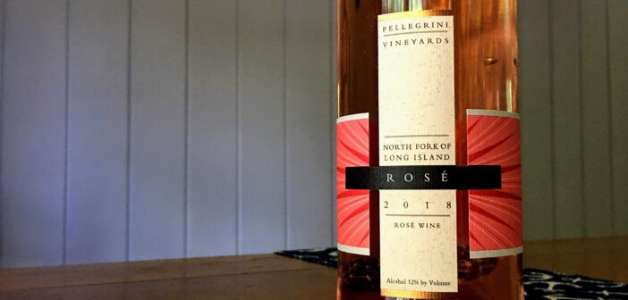 REVIEW: Pellegrini Vineyards 2018 Rose