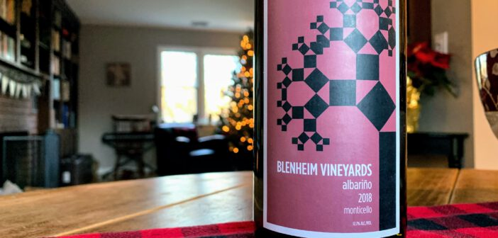 [REVIEW] Blenheim Vineyards 2018 Albarino