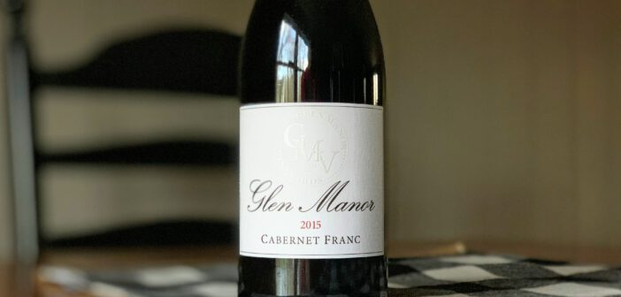 [REVIEW] Glen Manor Vineyards 2015 Cabernet Franc