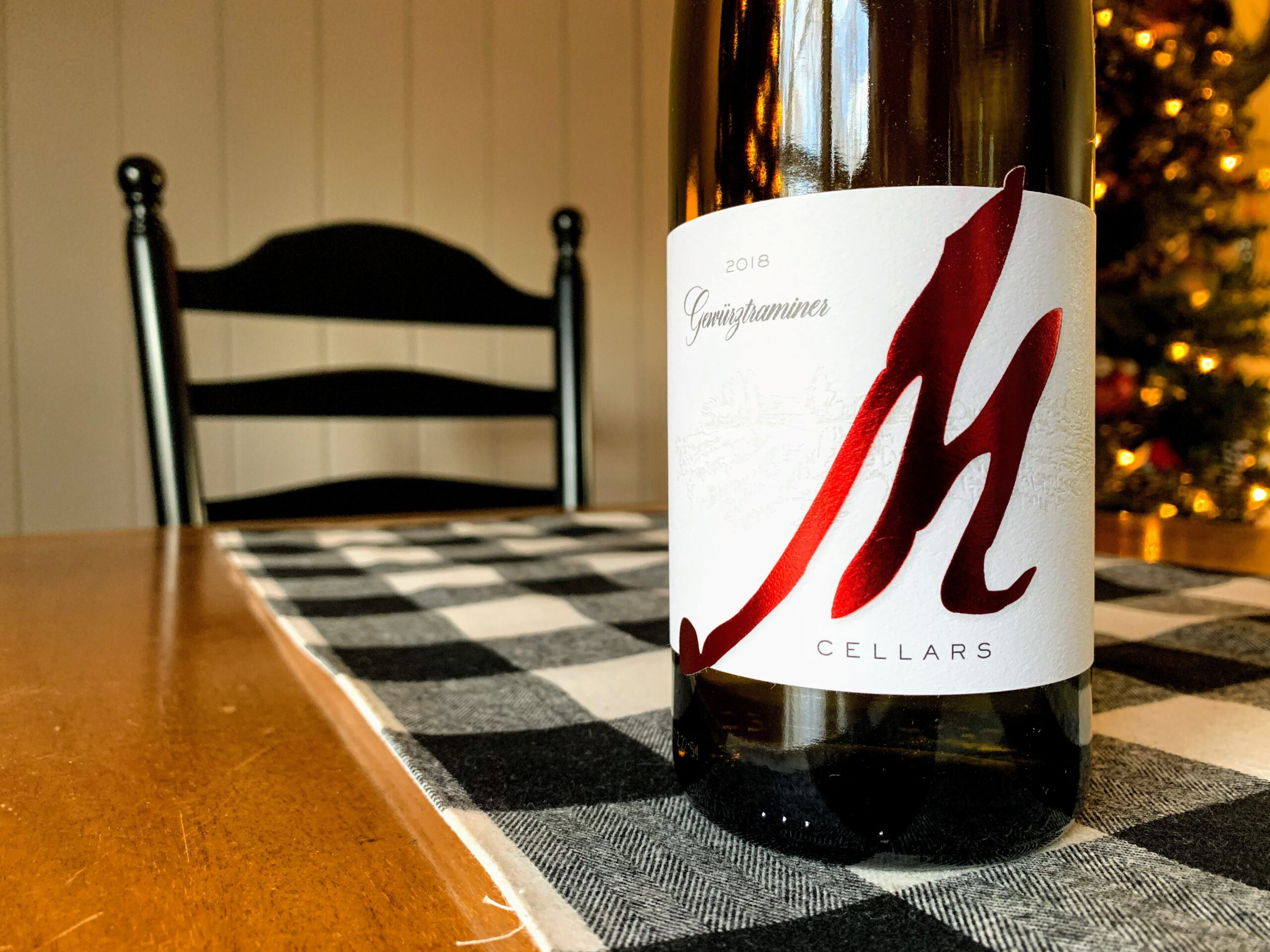 [REVIEW] M Cellars 2018 Gewurztraminer