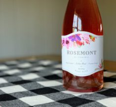[REVIEW] Rosemont of Virginia 2018 Extra Brut Sparkling Rose