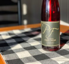 "[REVIEW]: Petoskey Farms 2018 ""First Crush"" Sweet Rose"