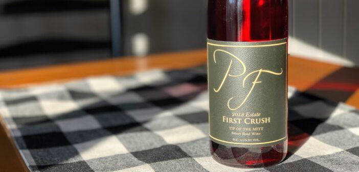 """[REVIEW]: Petoskey Farms 2018 """"First Crush"""" Sweet Rose"""