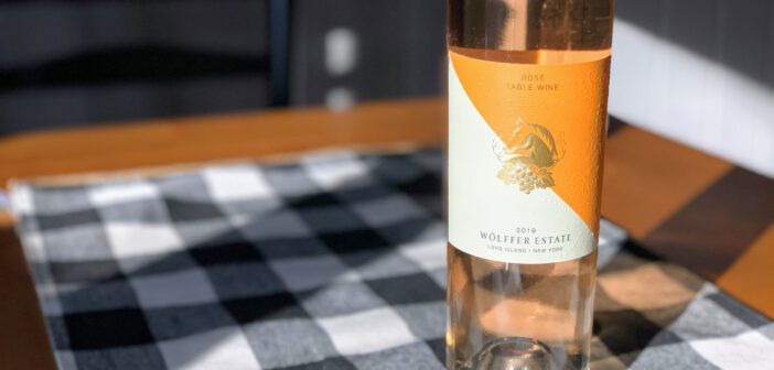 [REVIEW] Wolffer Estate Vineyard 2019 Estate Rose