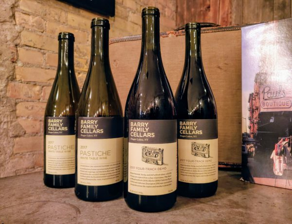 The Cork Club: April 2020 Selections – Uniquely Delicious Blends from Barry Family Cellars