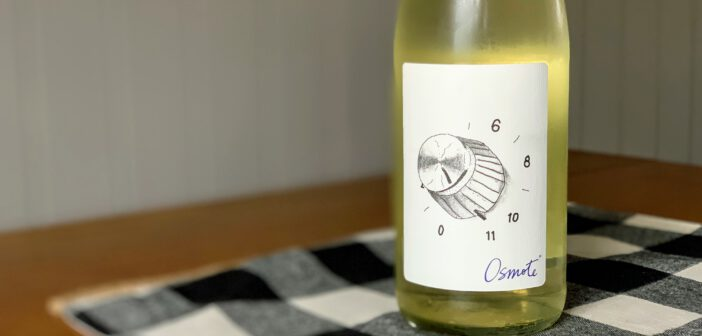 [REVIEW] Osmote Wine 2019 Cayuga Pet-Nat