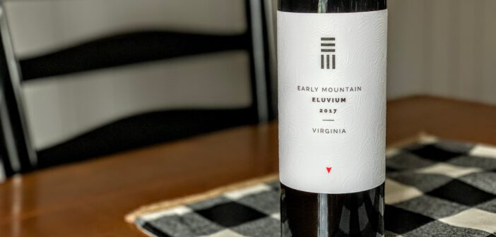 [REVIEW] Early Mountain Vineyards 2017 Eluvium