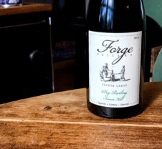 [REVIEW] Forge Cellars 2018 Sunrise Hill Dry Riesling