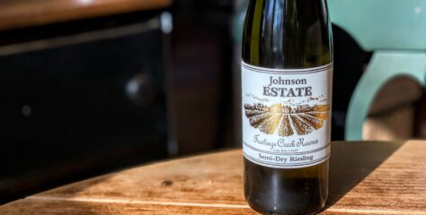 [REVIEW] Johnson Estate 2017 Feelings Creek Reserve Semi-Dry Riesling